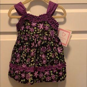 Youngland Baby Girl Sundress